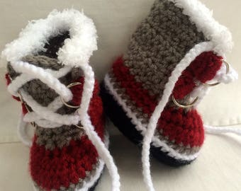 Baby Sorel Expedition Type Boots