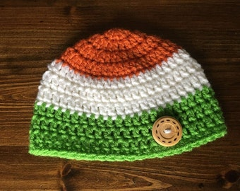 Irish Flag Beanie