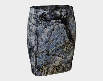RUGGED Pencil Skirt  Wearable Art/Clothes/Clothing/Women/Skirts