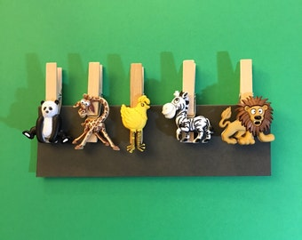 Small clothespins