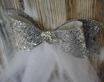 Bridal Bow, bridal shower bow, Bachelorette Party Bow, Engagement Bow, Bachelorette Bow