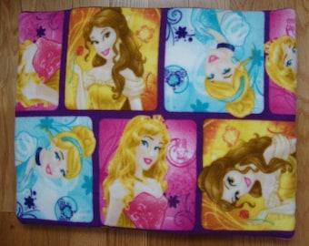 Princesses Flat Bed