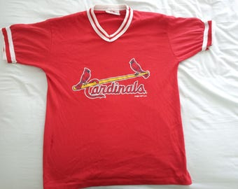 St. Louis Cardinals Red Small Boys or Woman