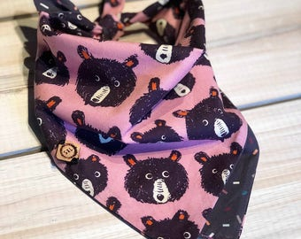 Fluffy Bear Nala Bandana