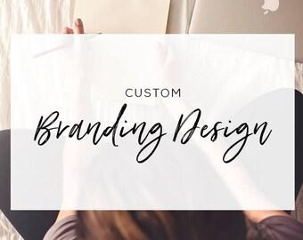 Custom Business Branding & Logo Design