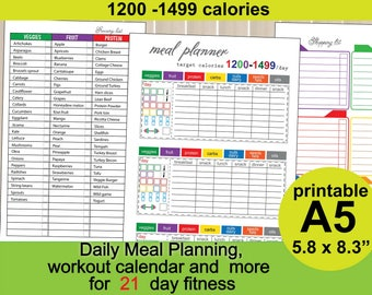 meal plan tracker
