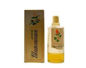 Vintage 1982 Original Soviet Union USSR Ukraine Perfume Lotion Dog Rose Commercial Bottles 5.03 fl.oz.