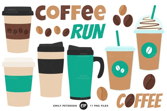 Super Coffee Clip Art Travel Mug Clipart Coffee Addict Clip Art HT88