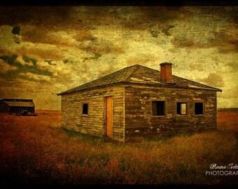 Yellow Door  12x18 Fine Art Photo