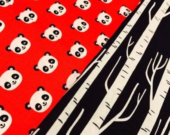 Panda Panda Dog Bandana
