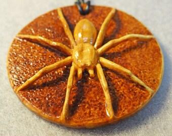 Wolf Spider Necklace