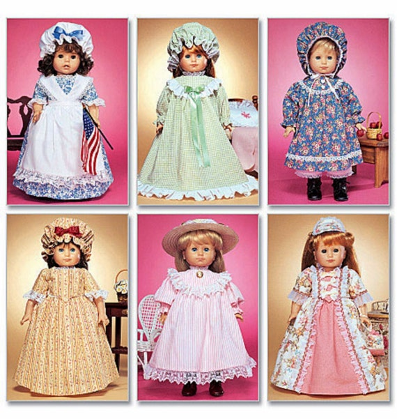 Magnificent Sewing Patterns For 18 Doll Clothes Inspiration ...