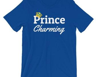 Prince Charming Funny T-Shirt