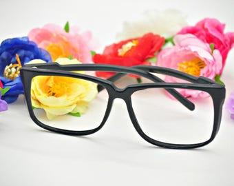 Eyeglass frames Vintage eyeglasses Plastic frame Eyewear Vintage eyewear Retro 1980s