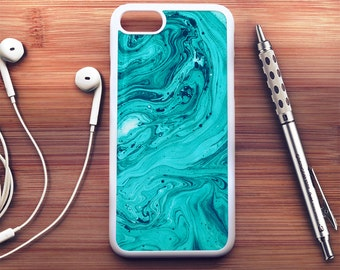 Teal Marble iPhone 7 Case Marble iPhone 6s Case iPhone 6 Plus Case iPhone 6s Plus Case iPhone 5s Case Marble iPhone SE Case iPhone 5c