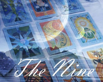 Tarot reading, to tell you the core of the matter, aspirations, day to day situation and any under currents that affect you.