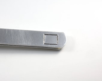 Wyoming Tie Bar - Wyoming Tie Clip - WY Tie Bar - WY Tie Clip - Wyoming State Tie Bar - Wyoming State Tie Clip - WY Gift - Wyoming