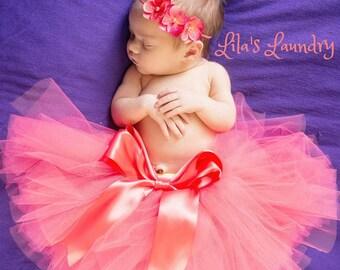 Princess Ellie Tutu & Headband Set -- FREE SHIPPING