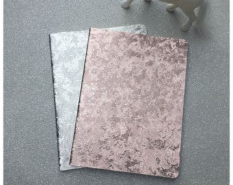 Luxury Metallic Notebook