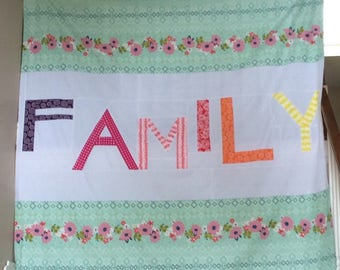 Word quilt