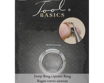 Jump Ring Opener - Silver Jump Ring Opener - Jump Ring Opener Ring - Jewelry Jump Ring Tool - Jewelry Tool - Jump Ring Tool - 13-041