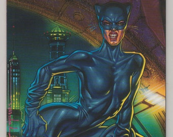 Catwoman: Defiant; Vol 1, 1, Modern Age Comic Book, 1st Printing. NM (9.4). March 1992. DC Comics