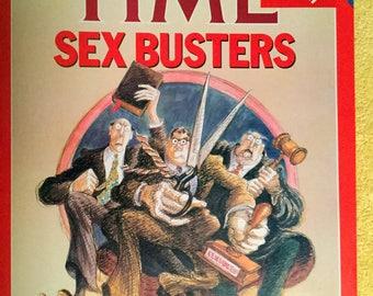 Time Magazine, July 21, 1986