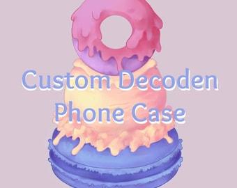 Custom Whip Decoden Phone Case