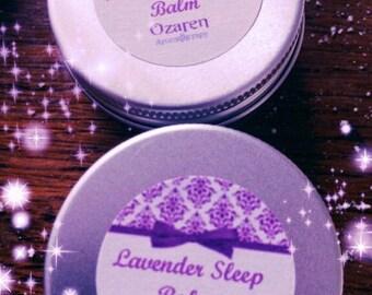 Lavender Sleep Balm
