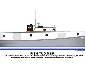 Great Lakes Fishtug M&R