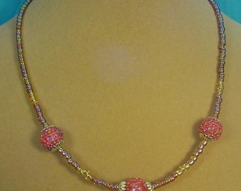 "PRETTY 17"" Necklace! - N300"