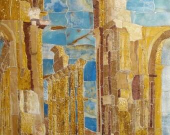 Stone Mosaic Decor