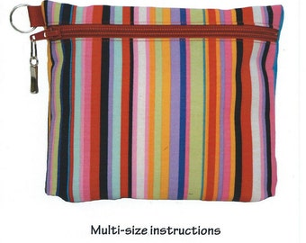 The Perfect Pouch Pattern PDF