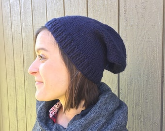 Slouchy Beanie you choose the color!