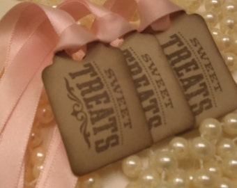 Sweet Treats Tags, Country Tags, Vintage Tags, Western Tags