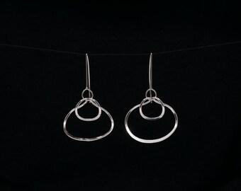 Loop earrings