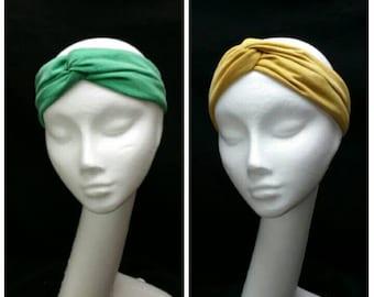Upcycled T-shirt Headband