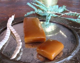 Bites in a bag Velvet Mesquite Honey Caramel Organic