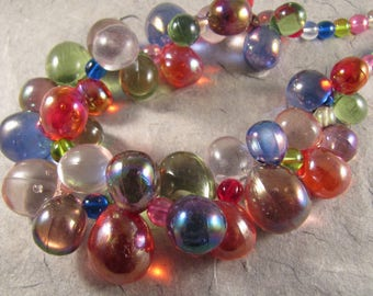 Limited Edition - Rainbow Bubbles Necklace