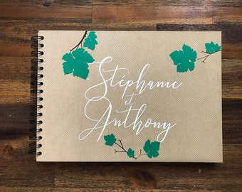 Personalized Kraft ' book