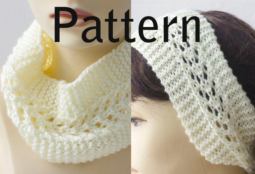 Ear Warmer Knitting Pattern Free Choice Image Knitting Patterns