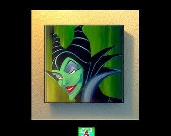 Maleficent By Sean McHenry