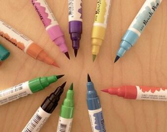 ECOLINE BRUSH Pen X1