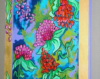 Flowers of fantasy