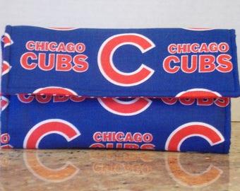 MLB Chicago Cubs Wallet