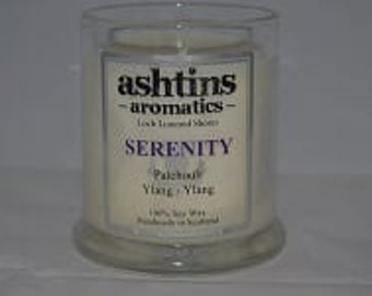 Aromatherapy Spa Candle