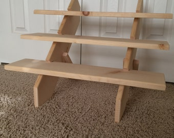 Tiered Display Stand