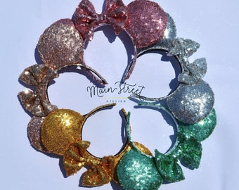 Sequin Mouse Ears 1 - Choose Your Color