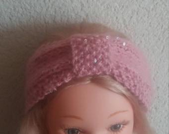 Pink Mint headband headband