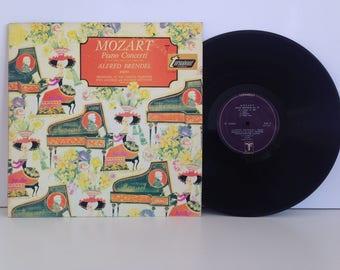 MOZART - Gramophone plate - Vintage Vinyl - Gramophone record - Classical music
